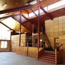 Function Center Renovations and Timber Structural Strengthening