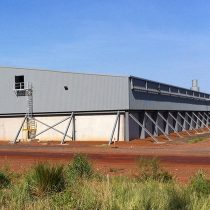 East Kimberly Nickel Storage Facility