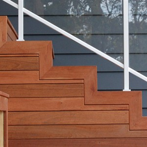 Timber Stairs Architectural Feature