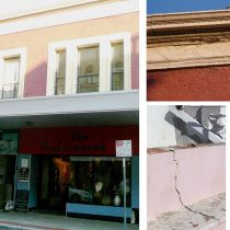 Heritage Commercial Building Structural Repairs and Foundation Improvements