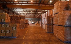Warehouse Concrete Slab Load Rating Certification, Kewdale WA