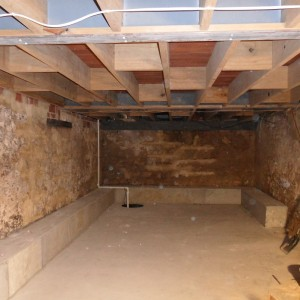Basement and Foundation Restoration, Fremantle WA