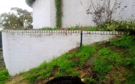 Retaining Wall Inspection and Remedial Works, Perth Hills