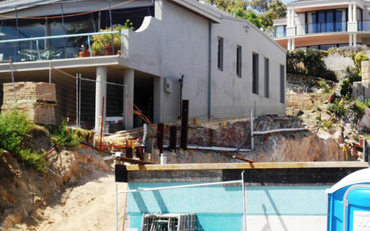 Building Dilapidation Report, Mosman Park