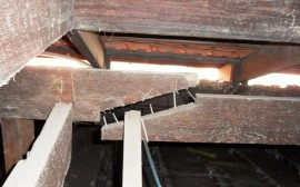 Dilapidated Roof Inspection, Repairs and Tiled to Metal Conversion