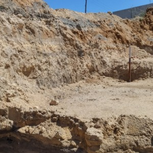 Earthworks Inspection – Stepped Soil SPT Compaction Testing