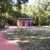 Public Outbuilding on Nature Reserve