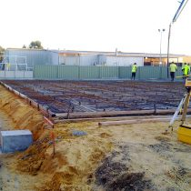 Ground Slab Pre-Pour Inspection
