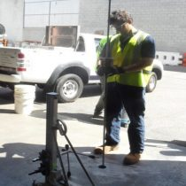 Slab Load Certification (Concrete Core Drilling, Material Testing and Soil Compaction)