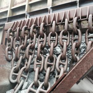 Rusting steel members