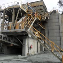 Crusher Steel Structure Remedial Works Byford