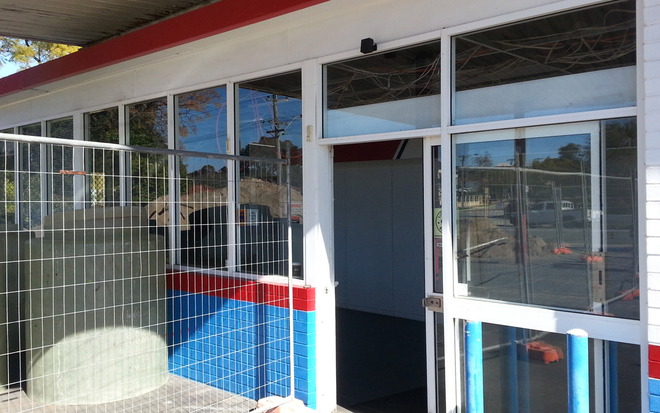 Petrol Station Structural Assessment - Vehicle Accident Collision, North Perth