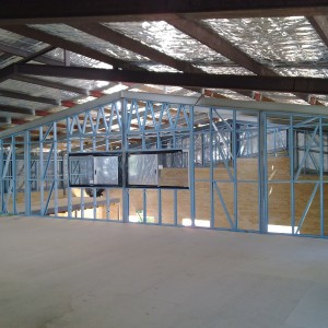 Mezzanine Structure and Roof Conversion Kalamunda WA