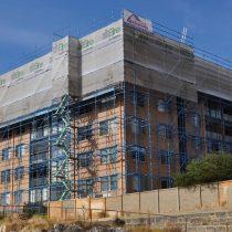 Multi Storey Apartment Building Renovations