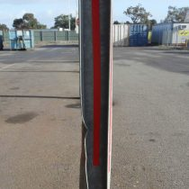 Industrial Warehouse Canopy Damaged Steel Columns Remedial Works Kewdale WA