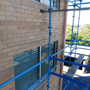 Brick Wall Cracking and Lintel Detachment at Windows