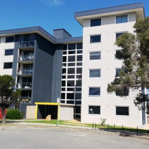 Renovated Apartment Complex