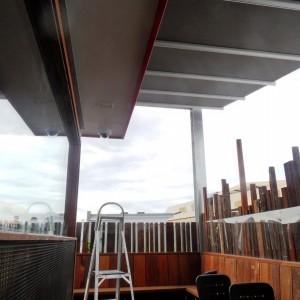 Rooftop Balcony, Northbridge, WA